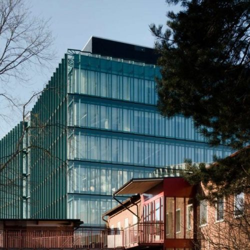 Sweden's Biomedicum Uses Architecture to Catalyze Cutting-Edge Research
