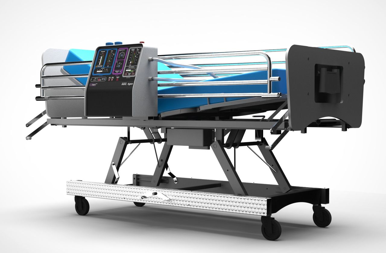Experts Are Racing to Build Simple and Scalable Ventilators