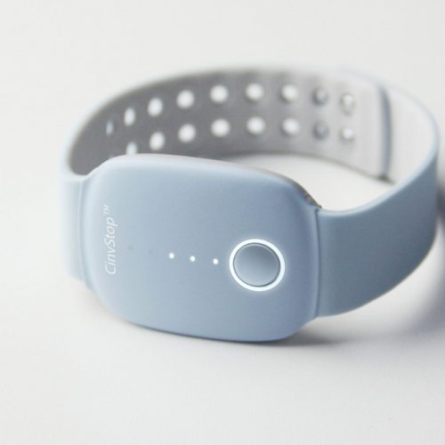 FIME. A Wristband to Stop Nausea