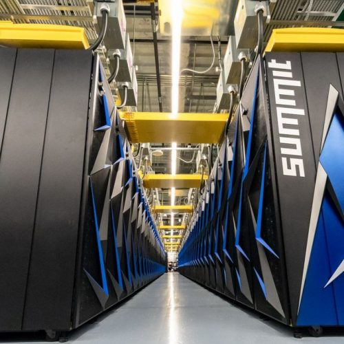 IBM's Summit—The Supercomputer Fighting Coronavirus