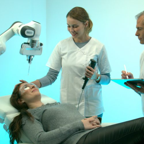 Robotic Injections: The Future in Aesthetics