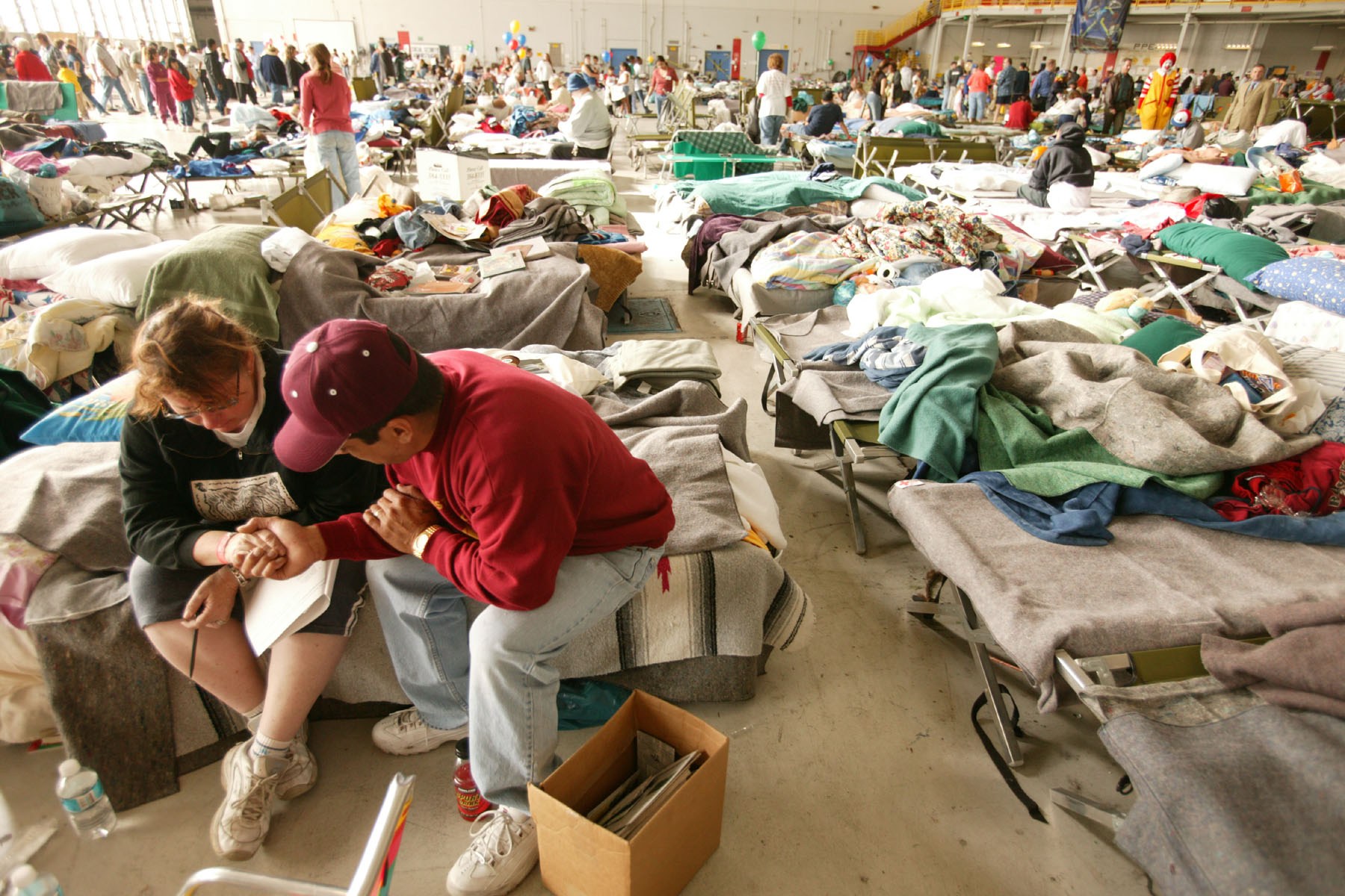 The Increasing Importance of Disaster Medicine