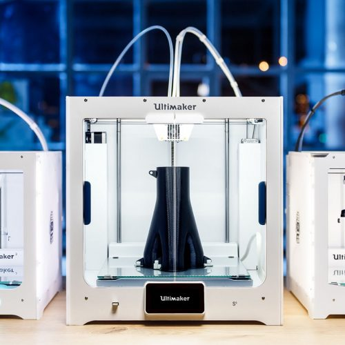 Coronavirus: Ultimaker Provides 3D Printing Support to Hospitals