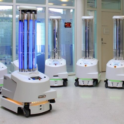 Covid-19: Disinfection Robots Are Being Deployed