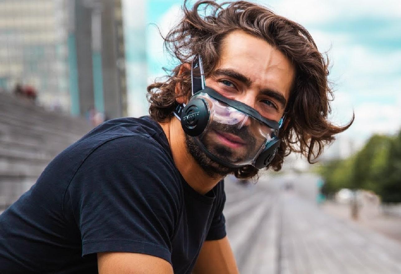 Civility High Tech Protective Anti Covid Mask Medicalexpo E Magazine