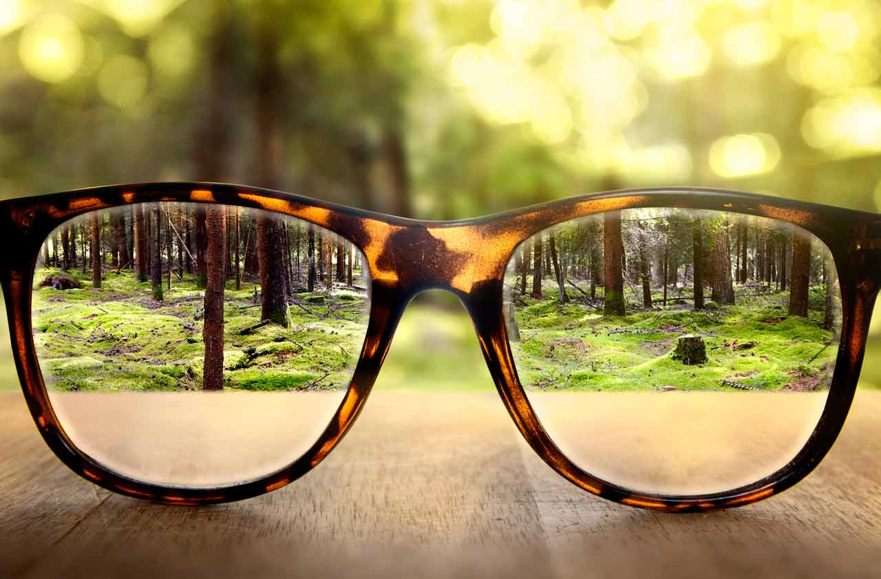 Tracking Change: Glasses that Focus Automatically