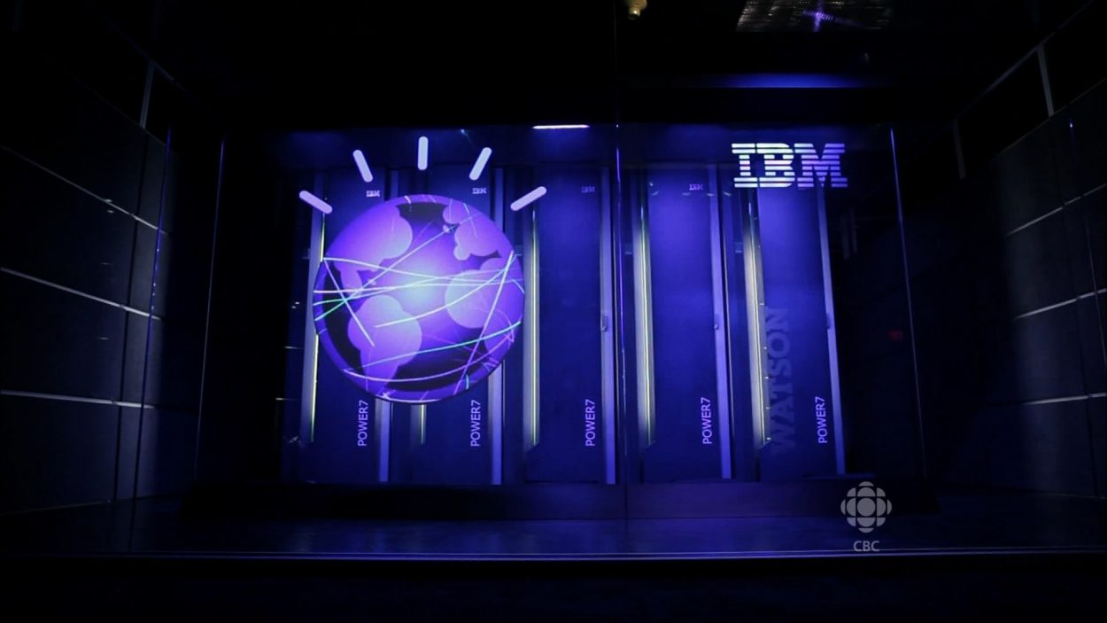 IBM's Watson (Courtesy of Forbes)