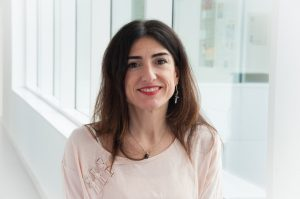 Itziar Tueros, Head of Food and Health Department at AZTI. (Credit: AZTI)