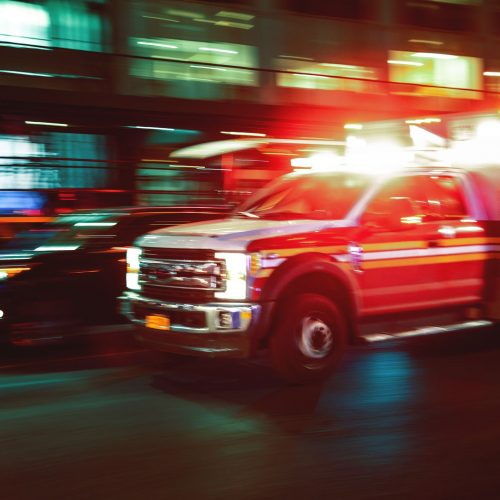 Green Lights to Save Lives: Smart Emergency Vehicle System