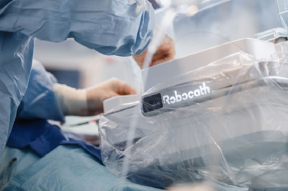 Robotic Assistance for Coronary Angioplasties