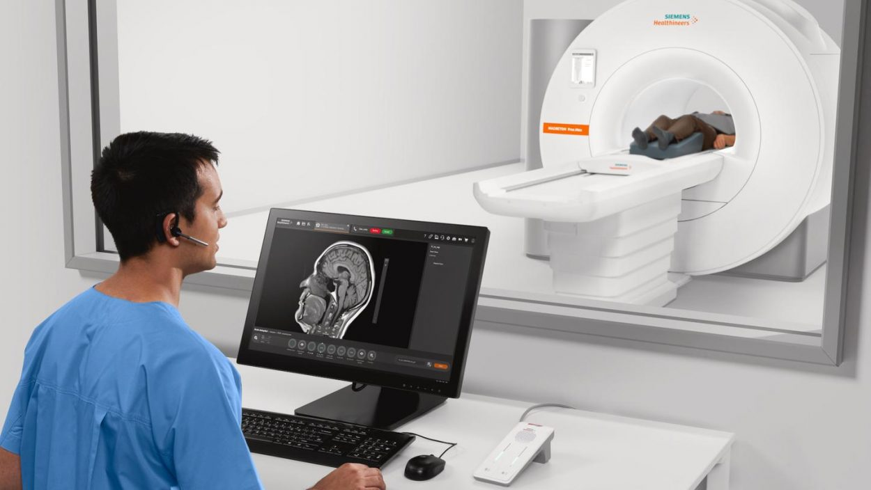 Siemens Healthineers moves into new clinical fields with its smallest and most lightweight whole-body MRI. (Credit: Siemens Healthineers)