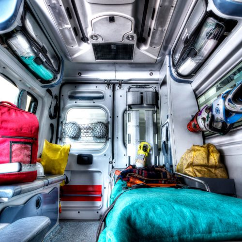 Smart Ambulances: The Future of Emergency Healthcare